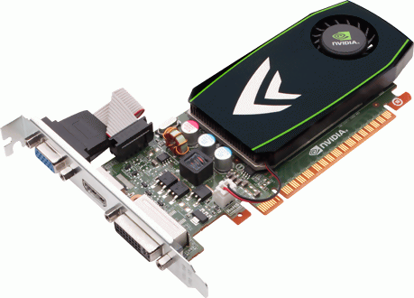 Анонс NVIDIA GeForce GT 430
