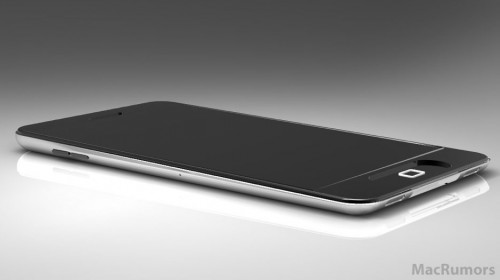 Apple iPhone 5: новая информация о дизайне
