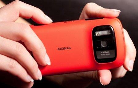 Смартфон Nokia 808 PureView с 41 Мп камерой на MWC 2012