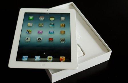 Новый iPad на тесте во Вьетнаме