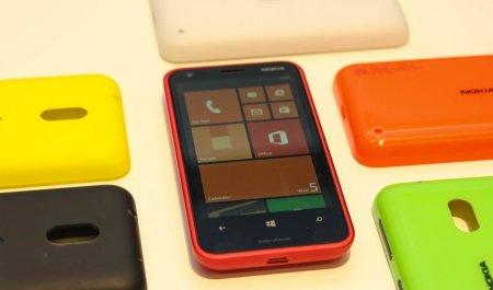 Представлен Nokia Lumia 620: яркий смартфон для молодежи