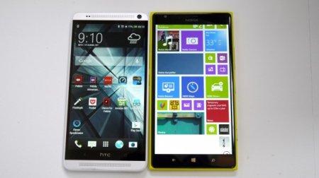 Новый планшетофон Lumia 1520 от Nokia в подробностях на фото и видео