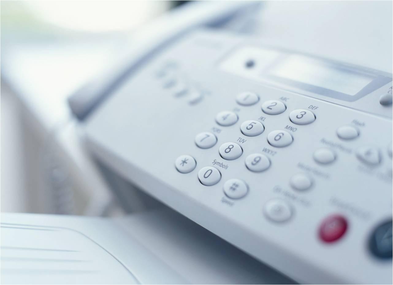Как отправить факс через интернет бесплатно